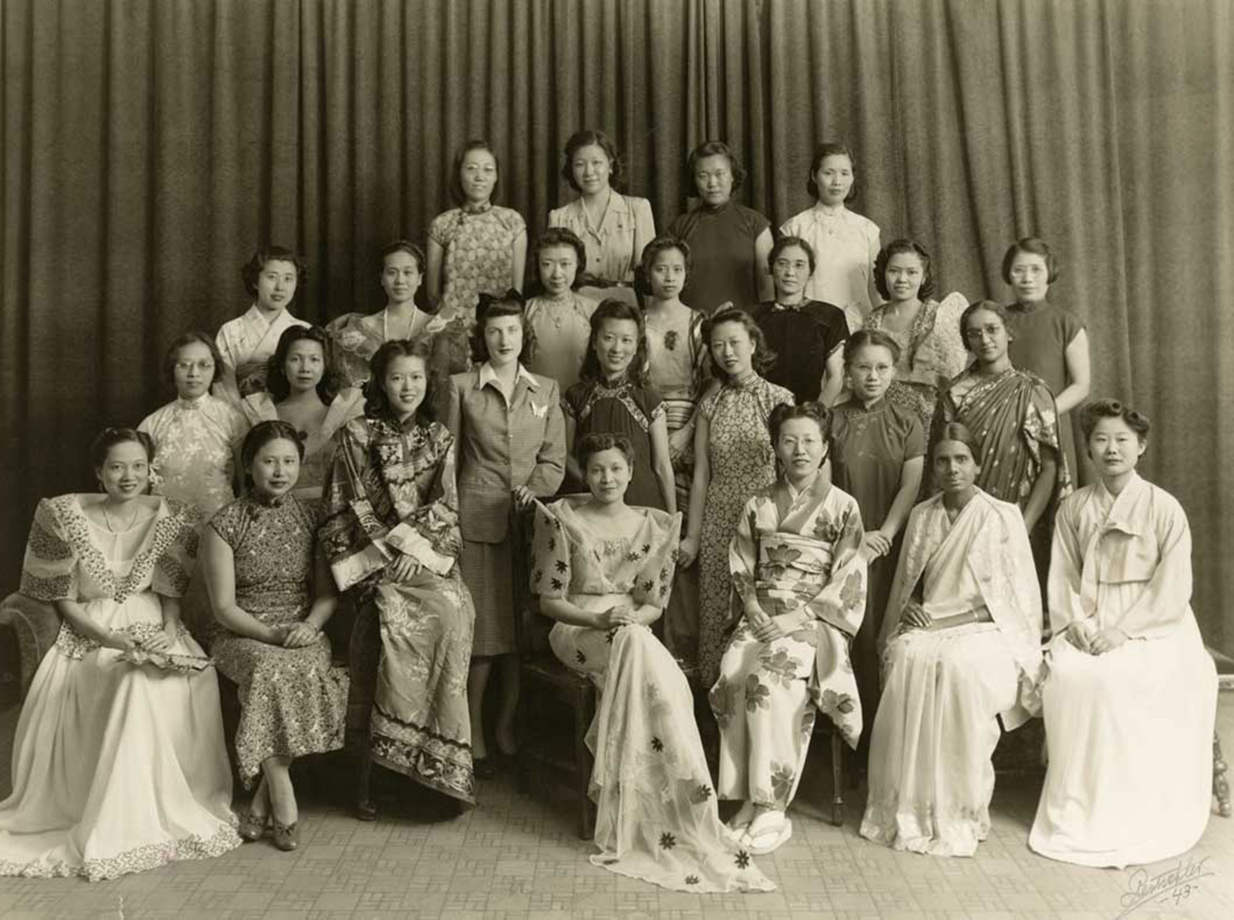 International students began attending U-M in the late 1840s. By the early 1900s, U-M was among the top three U.S. universities with Chinese student enrollment; the Barbour Scholarships have supported women students from Asian countries for nearly 100 years.