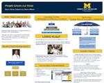 U-M Health System poster