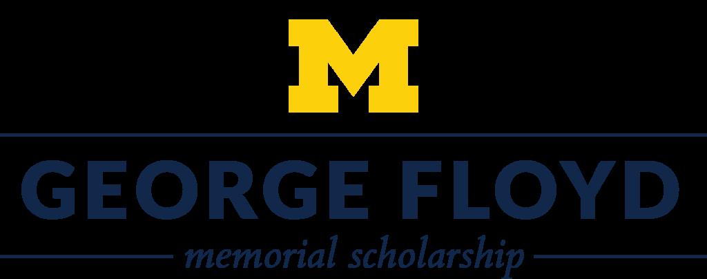 george floyd scholarship logo